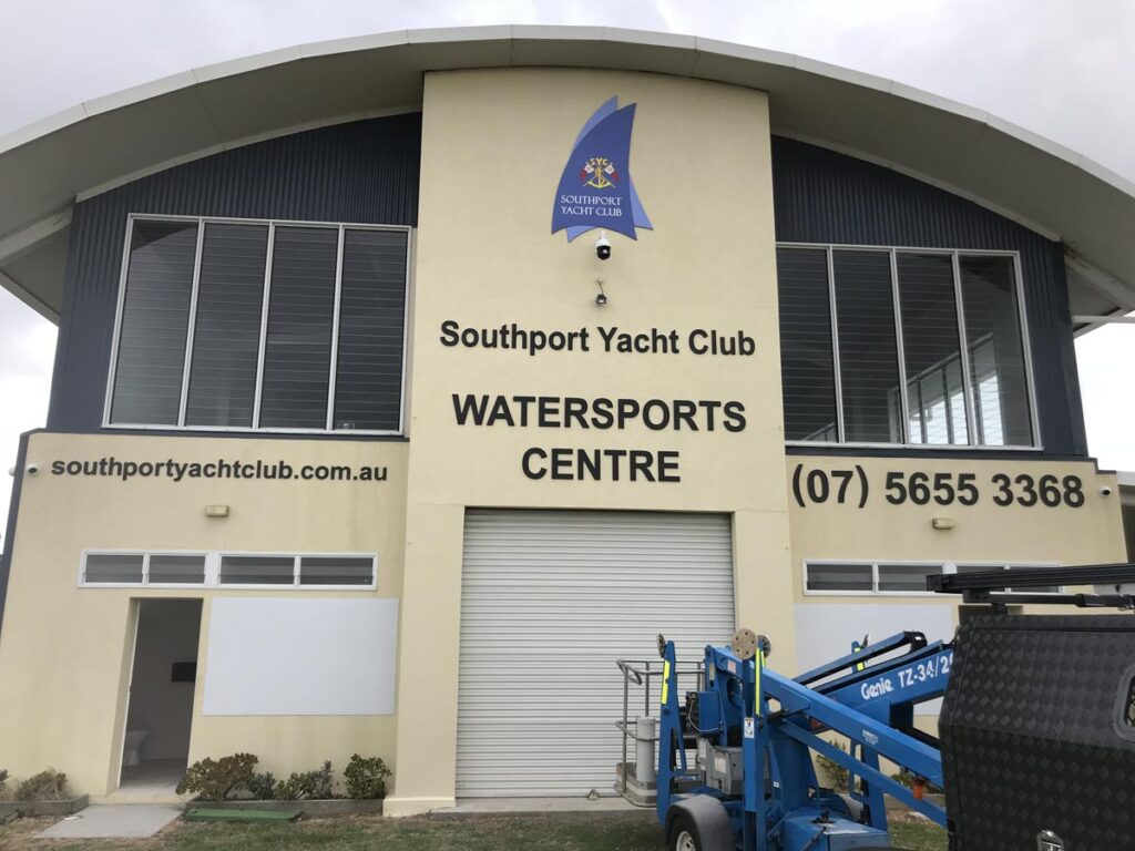 signage Gold Coast experts can even do 3D signs